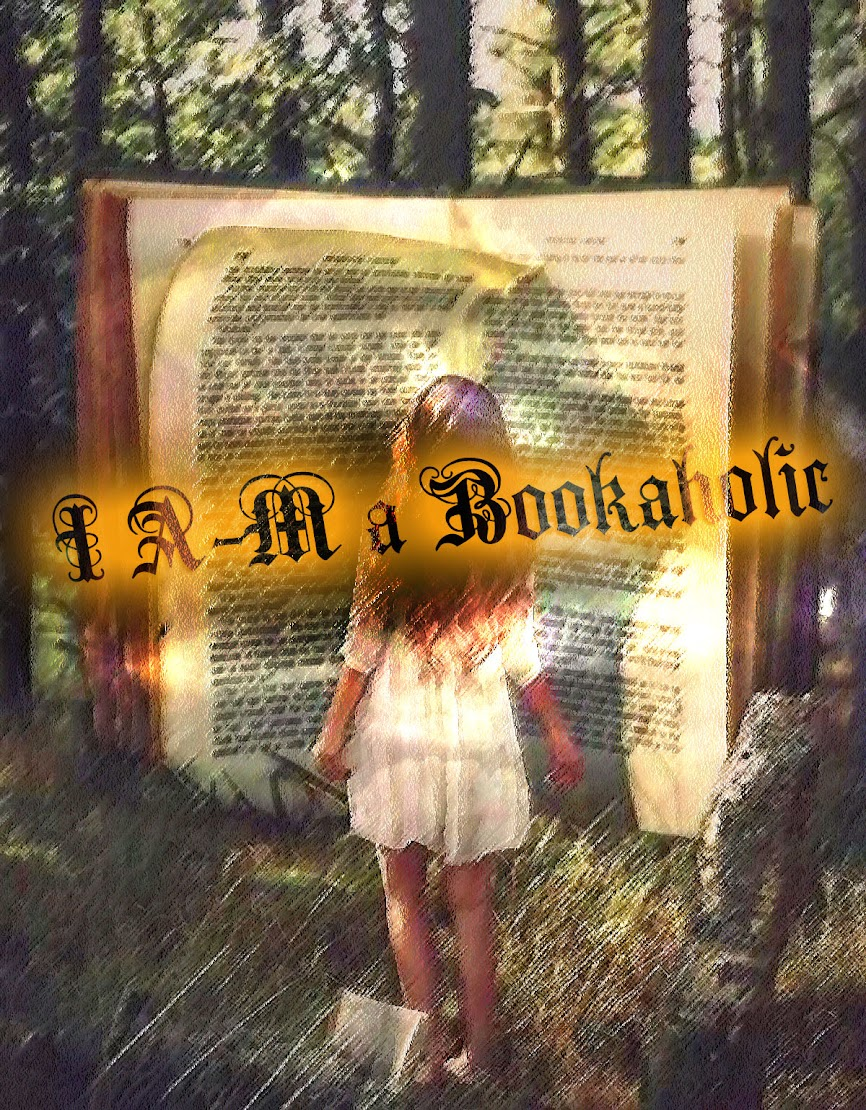 I A-M a Bookaholic