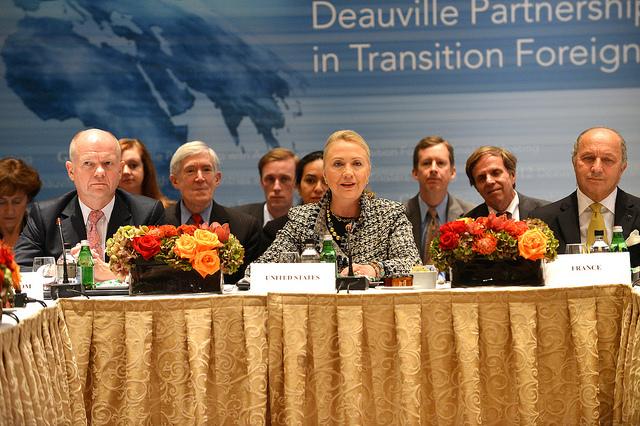 Rencontres au sommet deauville 2013