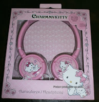 Indeca auriculares Charmmy Kitty