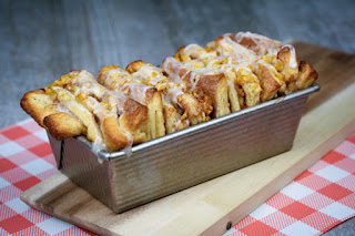 pull-apart-peach-bread