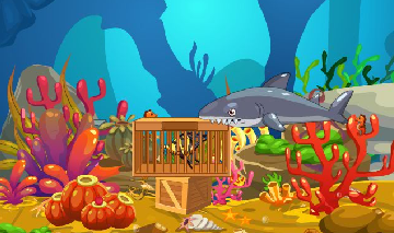 Play TheEscapeGames Angel Fish…