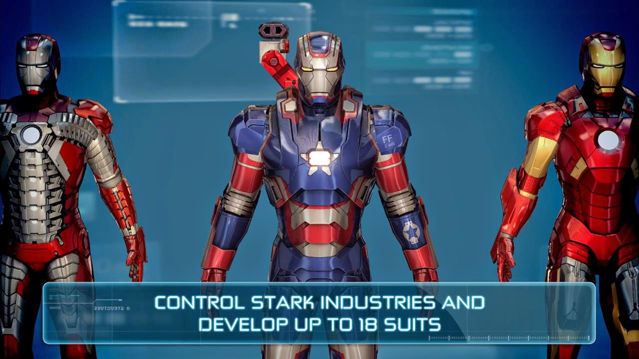 Iron Man 3 Game Free Download