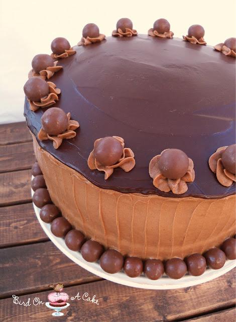Chocolate Malt Cake Recipe Paula Deen