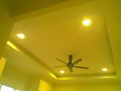 Gemilang Plaster Ceiling