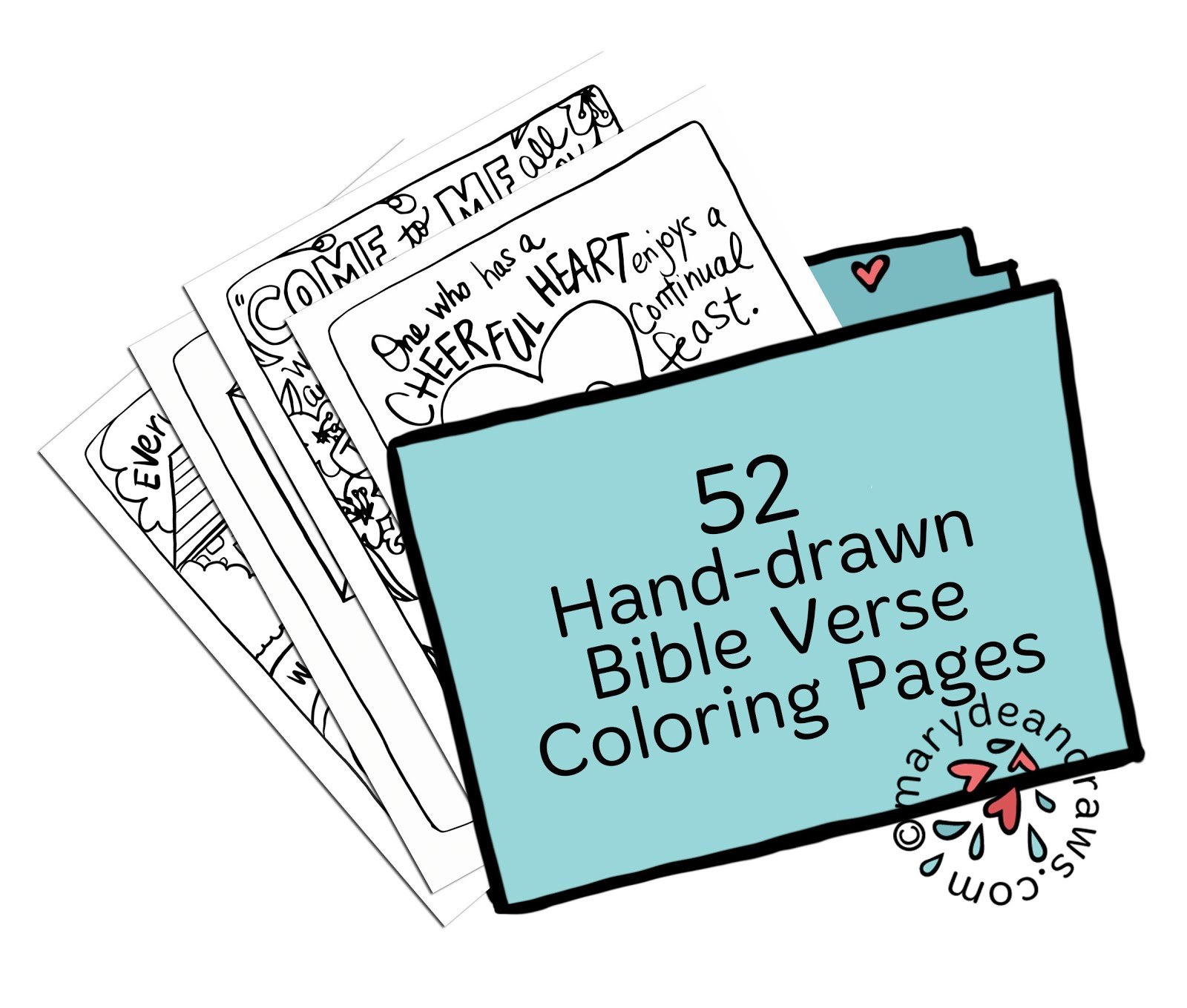 Printables - Marydean Draws