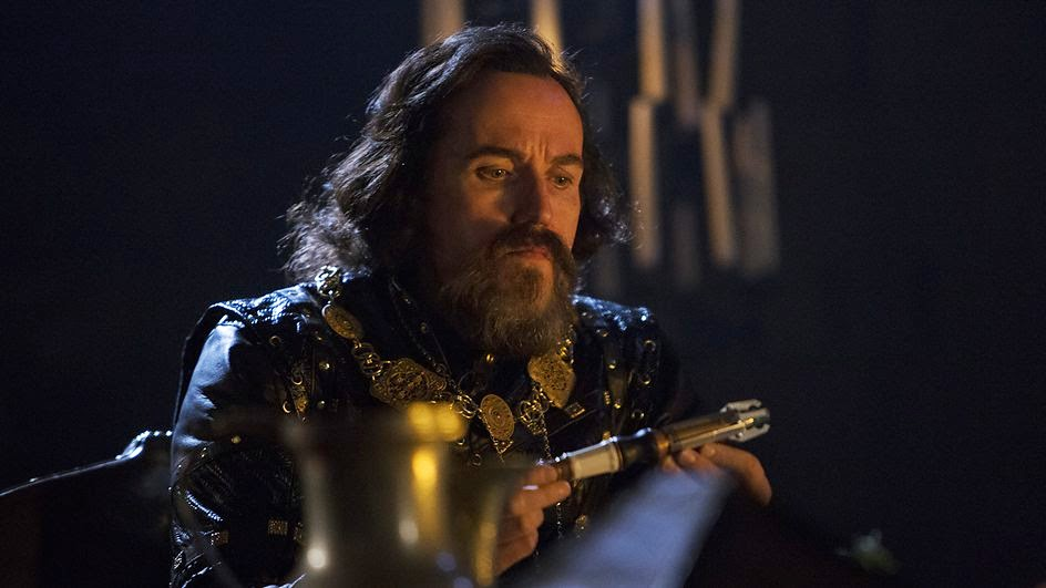 Ben Miller as the Sheriff of Nottingham