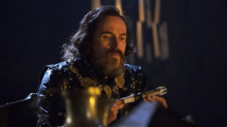 Ben Miller as the Sheriff of Nottingham