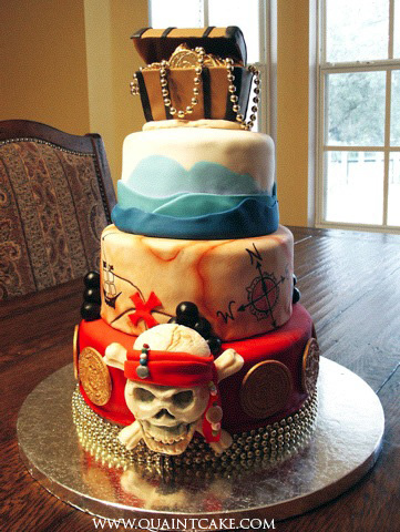 Celebrate and Decorate: A Pirate Party!