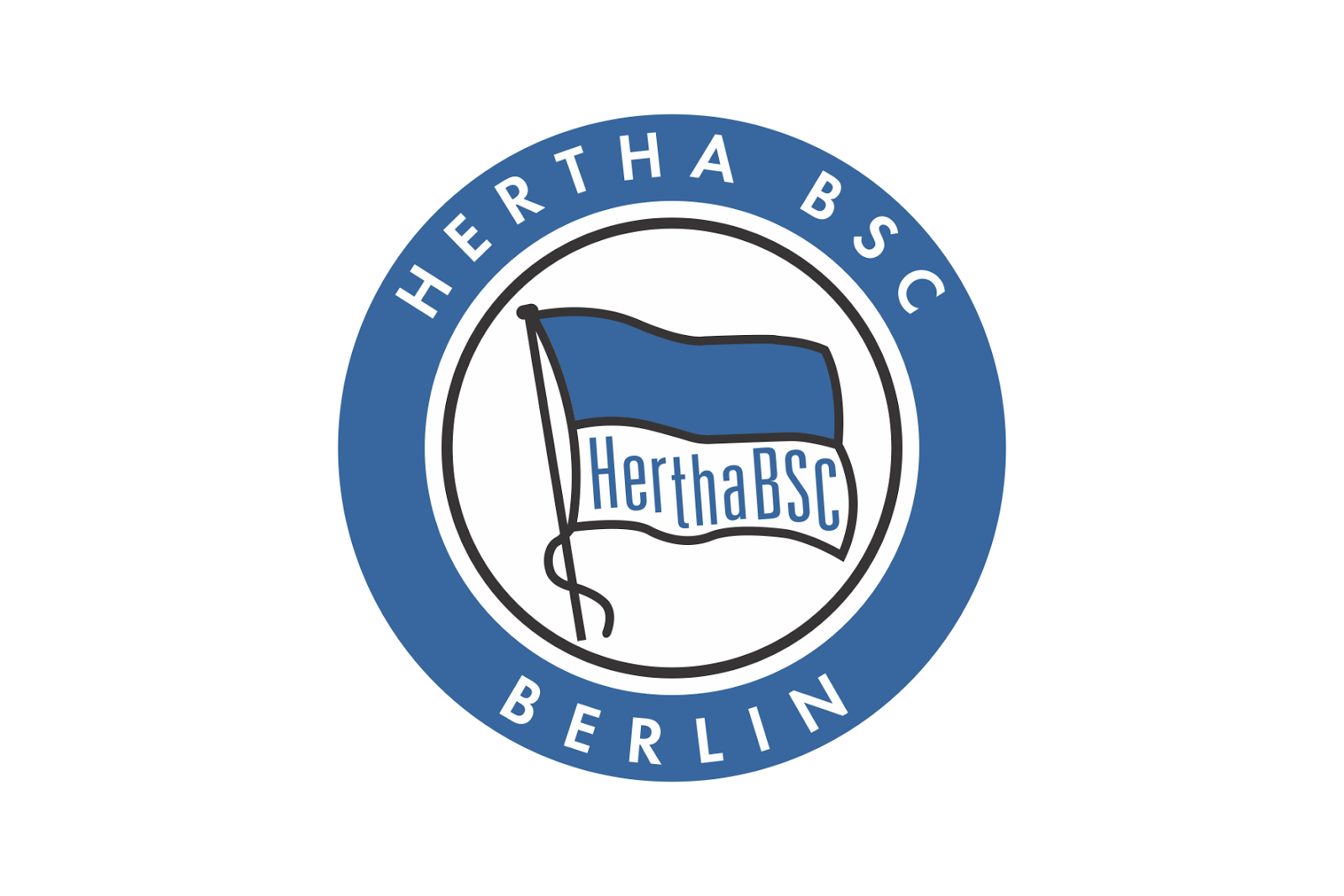 logo hertha