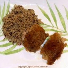 Breaded Baked Boneless Skinless Chicken Thighs