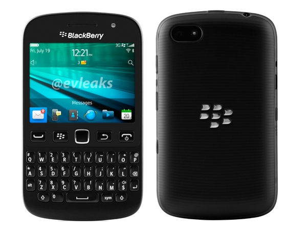 BlackBerry 9720 Smartphone Announced