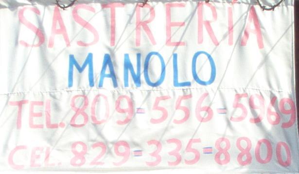 Sastrería Manolo
