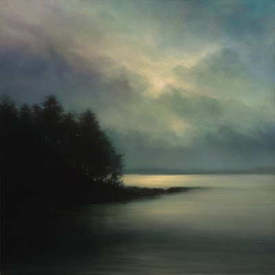 oil on panel by artist Colin Barclay