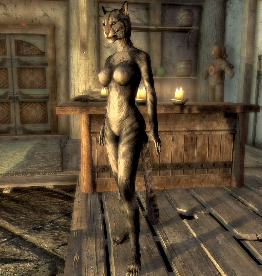 Naked khajiit pictures sexy pic