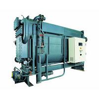 HVAC absorption chiller