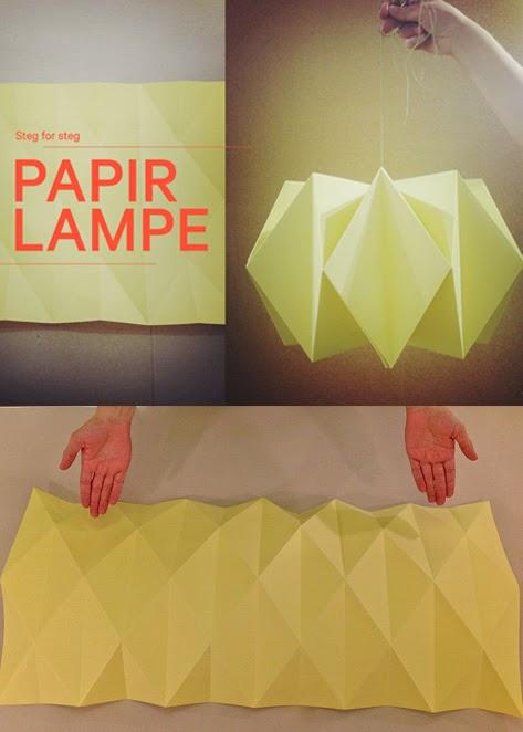 lage origami bokmerke