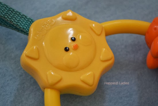 Fisher Price Teether + baby soap