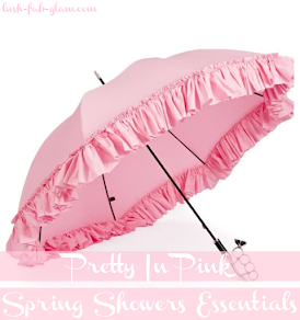 Get through those rainy spring days in fabulous style!