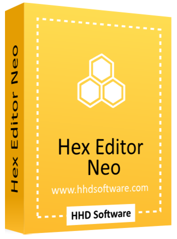 HHD Software Hex Editor Neo 6.12.00.5406 Ultimate