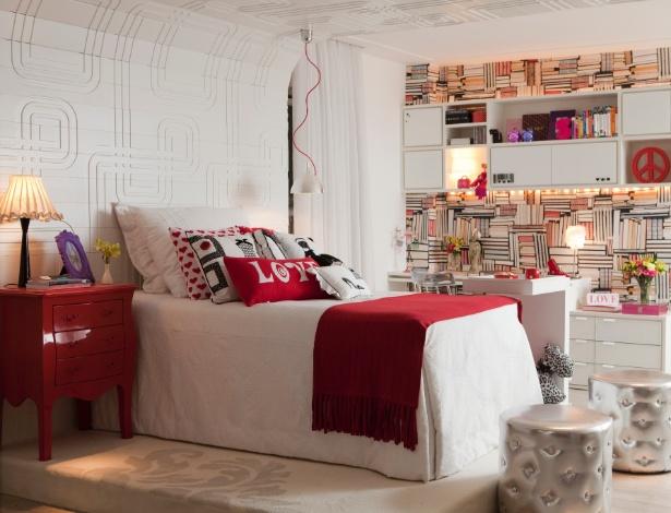 ideias simples para decoracao de interiores : ideias simples para decoracao de interiores:quarto de menina é unica não precisa ser cor de rosa pra ser