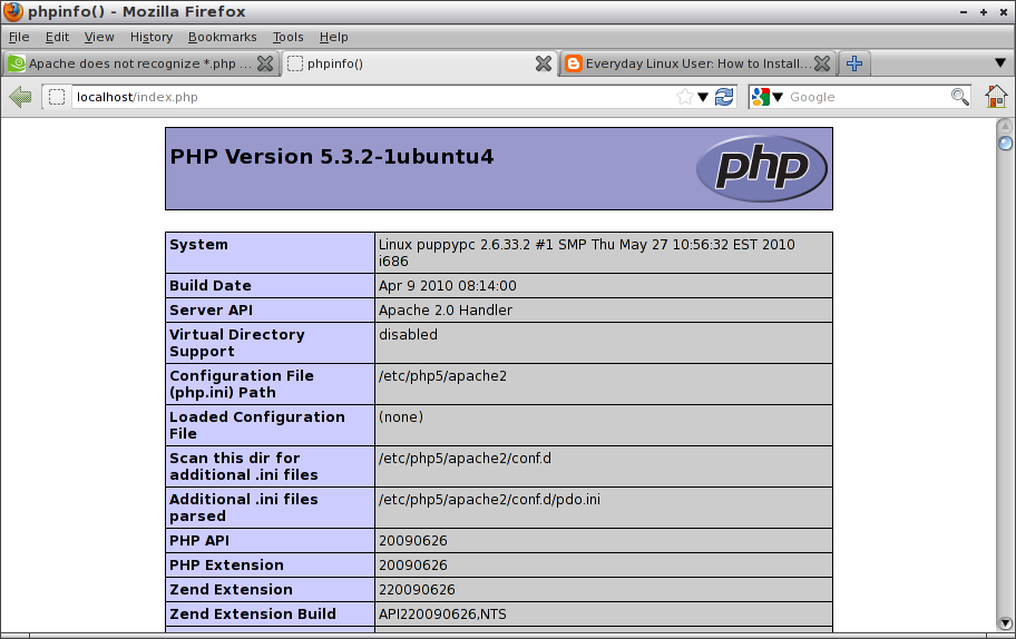 how to find files on localhost wos portable 11