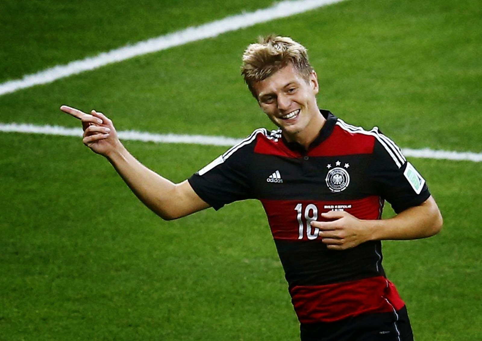 HD Toni Kroos 2014 FIFA World Cup Wallpapers