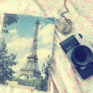 yesterday, today, and tomorrow (:: eiffel, i'm in love