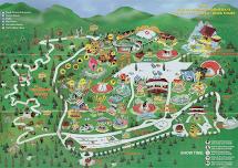Peta Lengkap Indonesia Wisata Taman Safari
