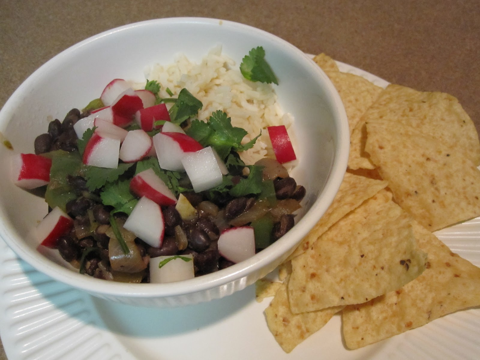 taylor made...: ... Cuban Black Beans and Rice