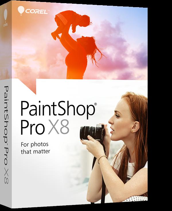 corel paintshop pro x8 crack download