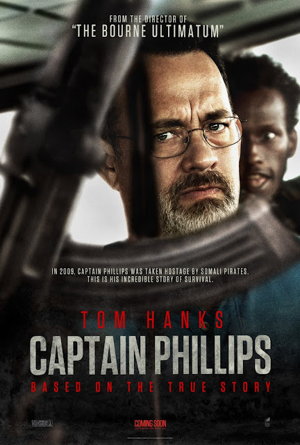 Captain Phillips ~ Poster 001 | A Constantly Racing Mind
