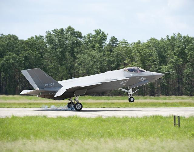 F-35 JSF takeoff