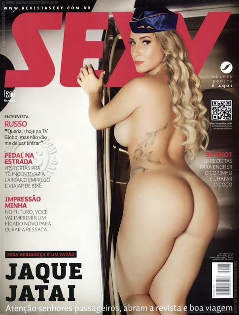 garotadaplayboy.blogspot.com.br Sexy - Capa: Jaque Jatai - Edição Outubro 2014 Confira as fotos da modelo e Modelo e ex-aeromoça, Jaque Jatai, Capa da Sexy de outubro de 2014, e os ensaios secundários da deliciosa Lais e Marjorie Pacheco.