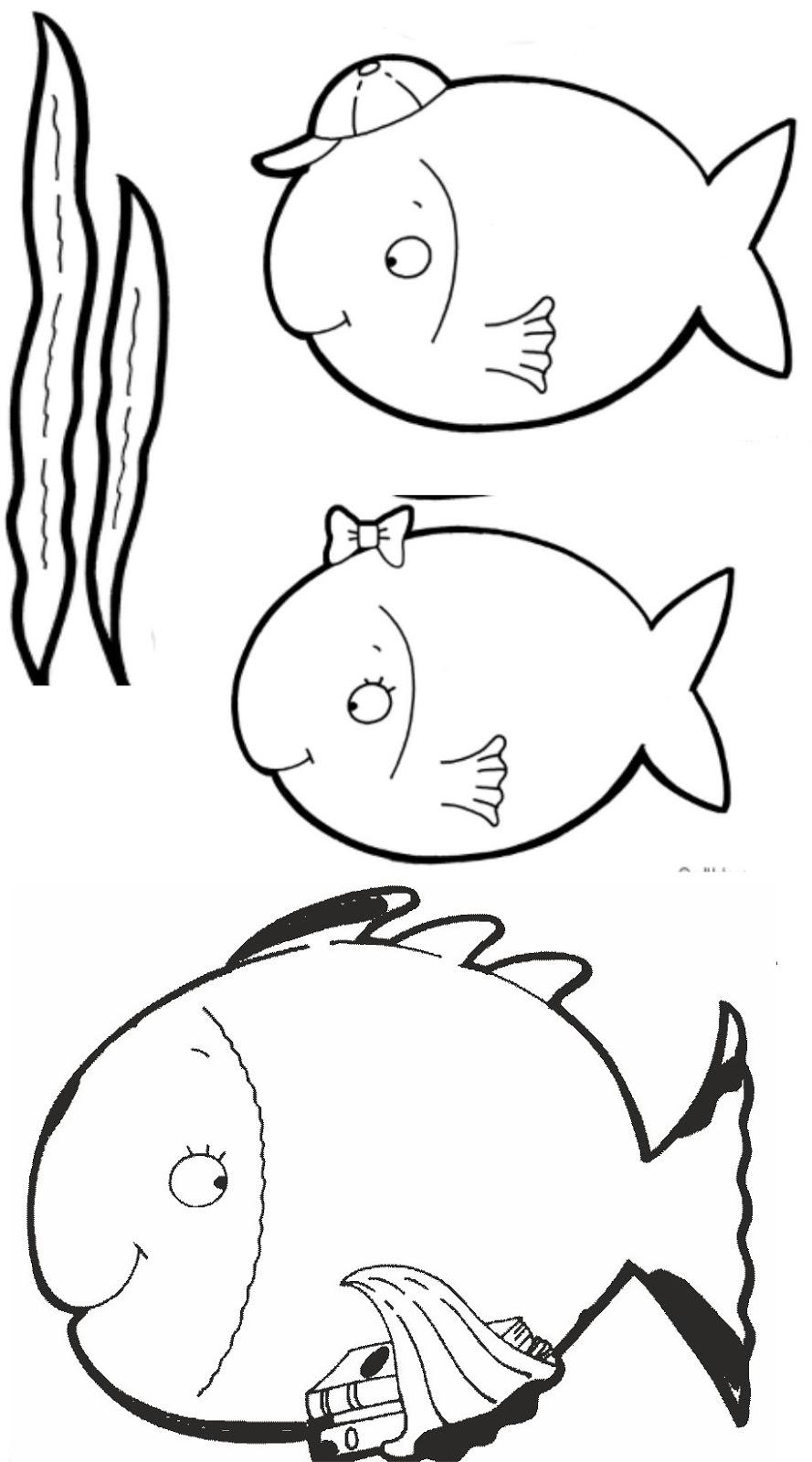 A scuola con poldo ottobre 2012 for Disegni pesciolino arcobaleno