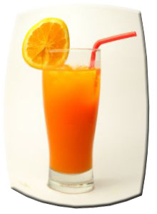 Procedure Text How to Make Orange Juice [Cara Membuat Jus Jeruk]