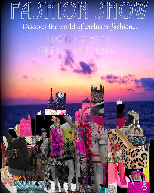 To all the Fashion Lovers: