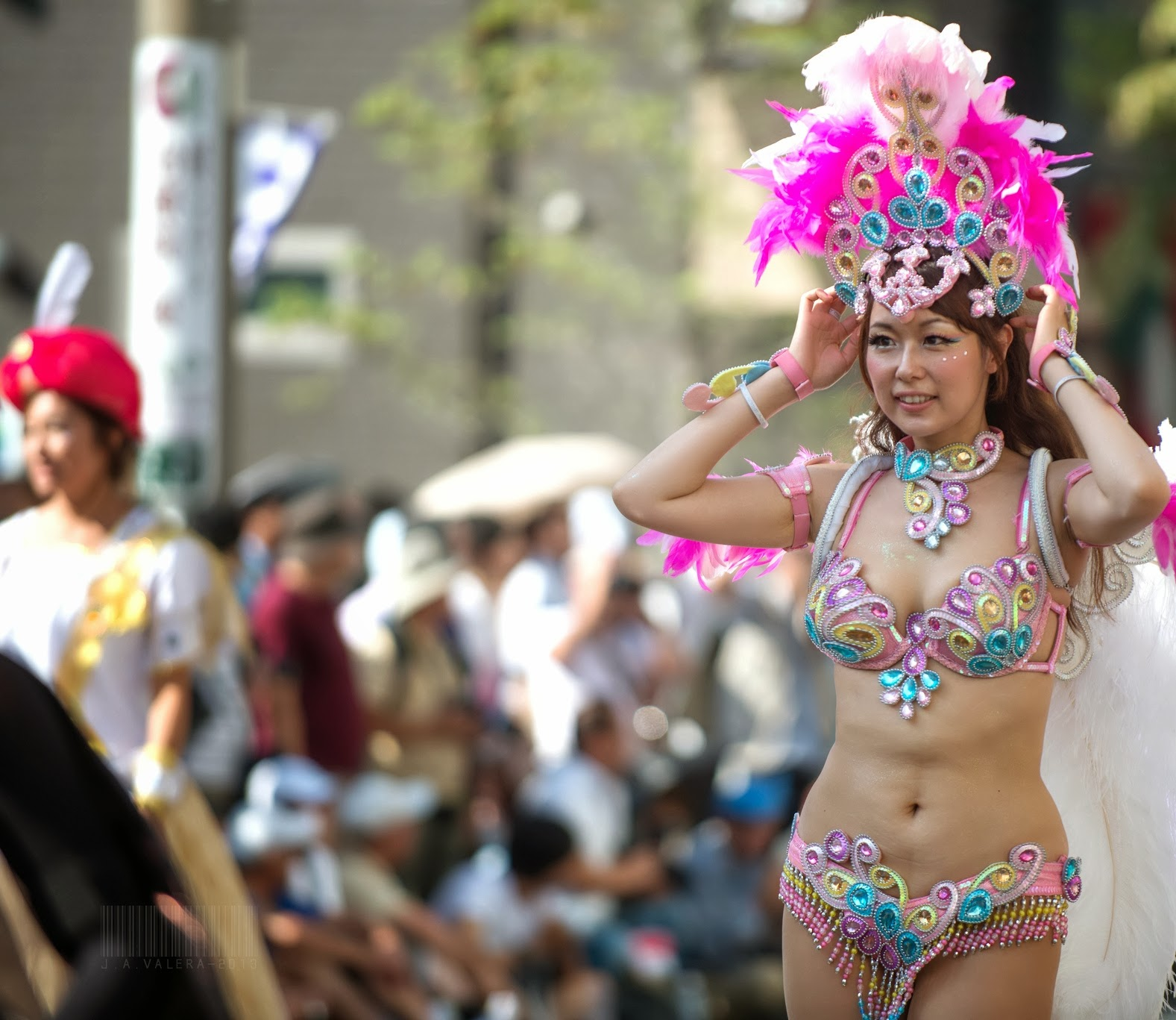 Asakusa Samba Carnival 2013