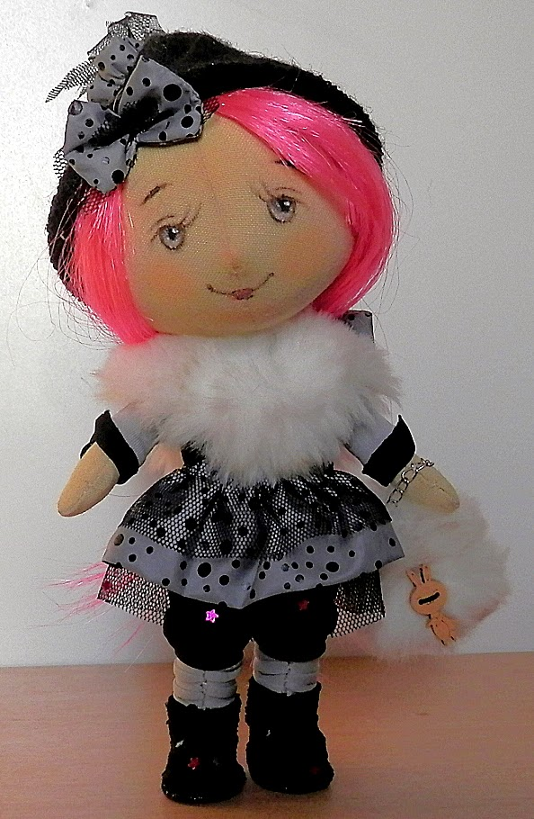авторская кукла, кукла даруния, кула текстильная, продажа кукол