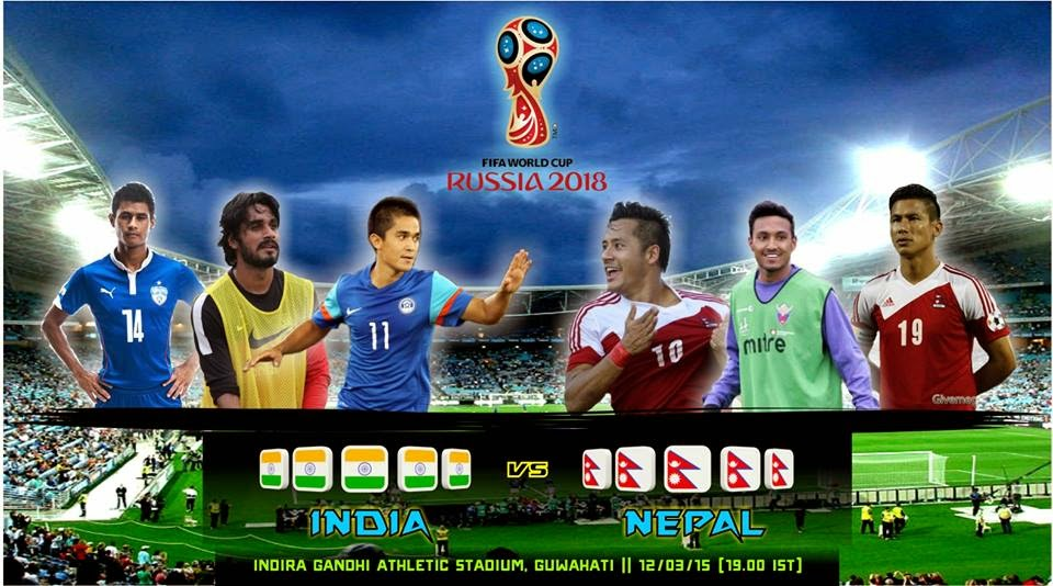 India face Nepal in World Cup Qualifier 1st Round