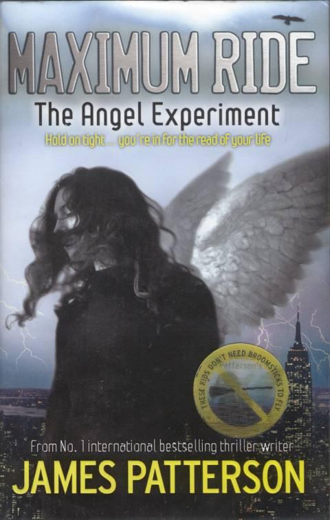 Burnside High School Library: Maximum Ride: The angel ...