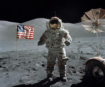 Último homem a pisar na Lua