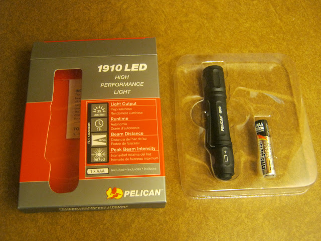Peclican 1910 AAA Flashlight