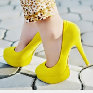 Stylish And Colorful High Heels Collection For Spring And Summer ...