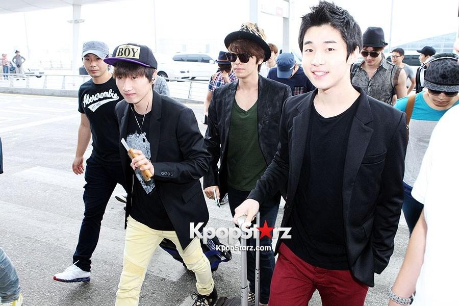 Super Junior Car Accident Manager