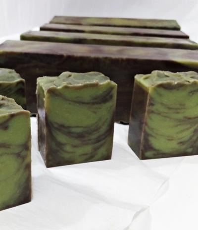 Shampoo Natural em barra