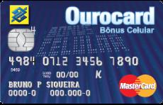 Ourocard Bônus Celular Internacional