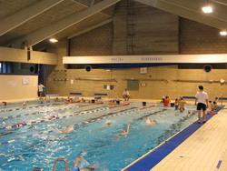 piscine Sart Tilman Liège