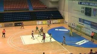 Euskadi-Cuba handball femenino - VIDEO