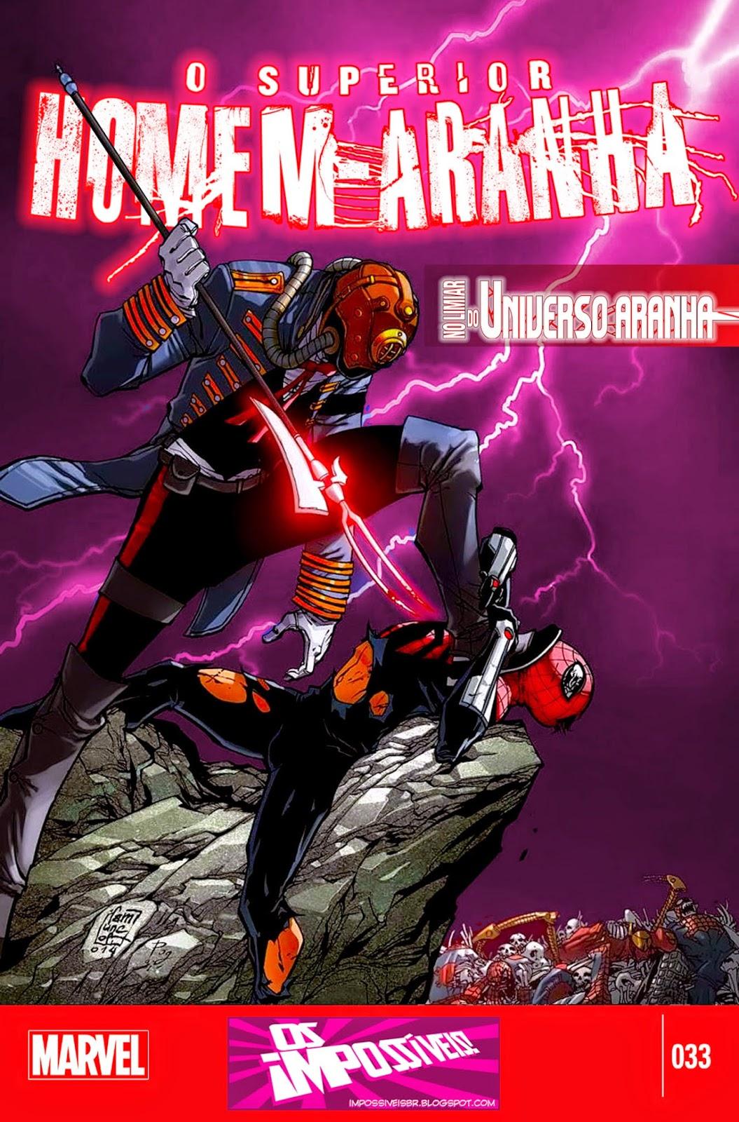 O Superior Homem-Aranha #33