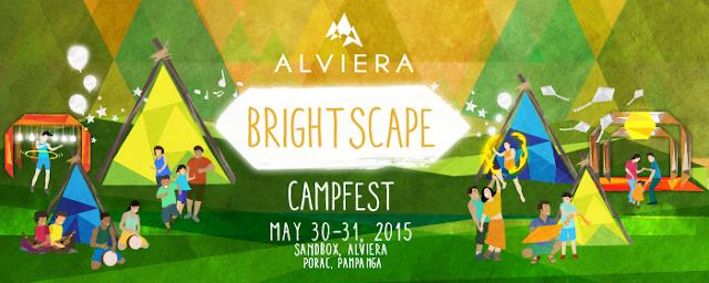 Alviera BrightScape Campfest 2015 in Porac Pampanga